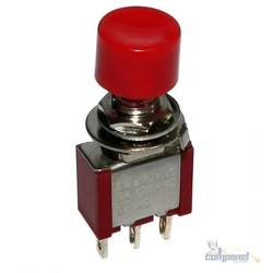 Chave Push Button Ds-612 Na / NF